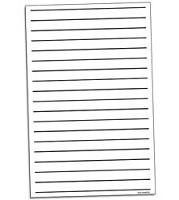 bold line paper