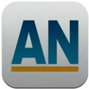 The AccessNote logo