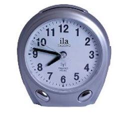 Atomic Analog Talking Alarm Clock