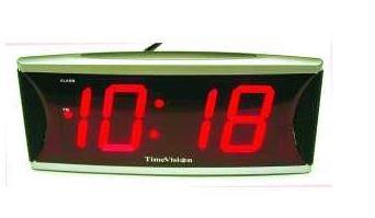 Low Vision Clock: Big N' Bossy
