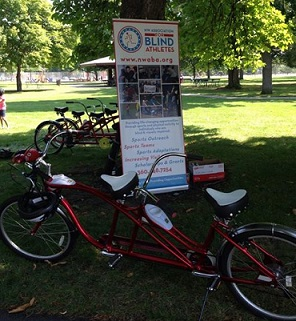 NWABA tandem bikes