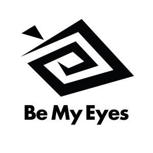 be my eyes logo