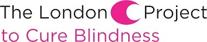 London Project to Cure Blindness logo