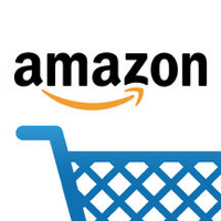 amazon mobile app with picture of shopping cart