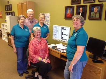 VIS group donating electronic video machine to Fairfield Glade