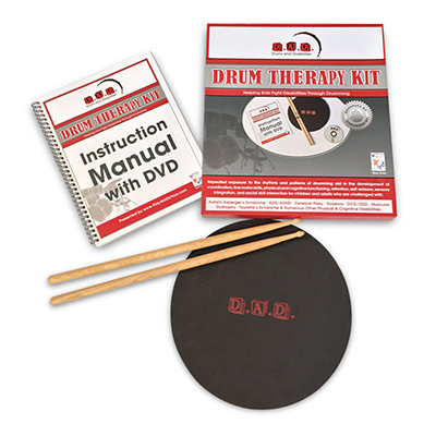 Image of a Drum Therapy Kit