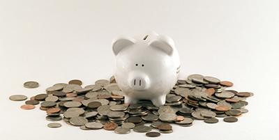 Piggy bank overflow
