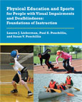 cover of Physical Education and Sports for People with Visual Impairments and Deafblindness