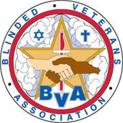 logo of Blinded Veterans Association (BVA)