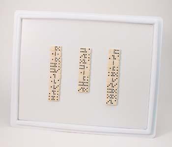 tactile dominoes