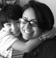 Maribel and son