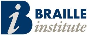 Logo of The Braille Institute