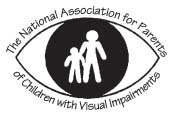 Logo of the The National Association for Parents of Children with Visual Impairments